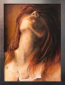 Obraz do salonu artysty Andrzej Sajewski pod tytułem Androgeniczny sen II