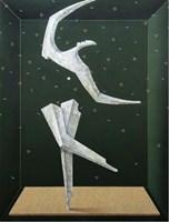 Obraz do salonu artysty Adam Bakalarz pod tytułem 3MO1A (tryptyk)