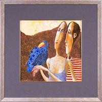 Obraz do salonu artysty Jarosław  Luteracki pod tytułem Leć mały, leć
