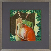 Obraz do salonu artysty Jarosław  Luteracki pod tytułem Rude to nie kolor, rude to charakter