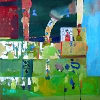 Obraz do salonu artysty Nina Rostkowska pod tytułem Własne światło