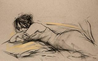 Obraz do salonu artysty Malgorzata Abramowicz pod tytułem Kobieta 7