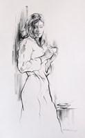 Obraz do salonu artysty Malgorzata Abramowicz pod tytułem Kobieta 2