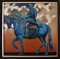 Obraz do salonu artysty Dariusz Żejmo pod tytułem IMPERATOR