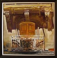 Obraz do salonu artysty Dariusz Żejmo pod tytułem BALCONE