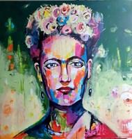Obraz do salonu artysty Mirosław Nowiński pod tytułem Frida