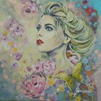Obraz do salonu artysty Jolanta Frankiewicz pod tytułem W obłokach marzeń