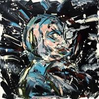 Obraz do salonu artysty Marcin Wypych pod tytułem Shizis i Phren