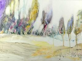 """Obraz do salonu artysty Joanna Sołtan pod tytułem z cyklu """"Dreamed Landscapes- 32"""""""