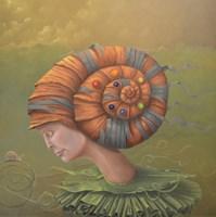 Obraz do salonu artysty Marcin Niewęgłowski pod tytułem bez tytułu