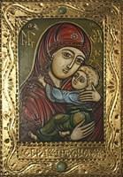 Obraz do salonu artysty Igor Handźian pod tytułem Matka Boska Dniepska