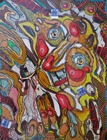 Obraz do salonu artysty Igor Handźian pod tytułem Labirynt