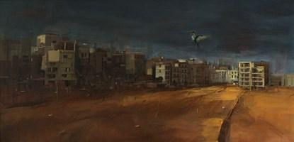 Obraz do salonu artysty Andrew John Stewart pod tytułem Untitled 1