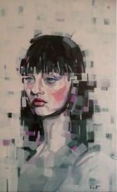Obraz do salonu artysty Agnieszka Fijał- Czapla pod tytułem Ambiwalentnie