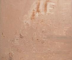 Obraz do salonu artysty Agata Ogierman pod tytułem Zapis