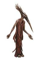 Rzeźba do salonu artysty Marcin Myśliwiec pod tytułem Nielot leśny