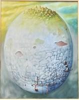 Obraz do salonu artysty Zbigniew Olszewski pod tytułem Przedwiośnie