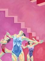 Obraz do salonu artysty Ewelina Czarniecka pod tytułem Tancerki