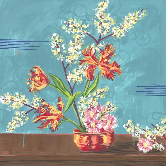 Obraz do salonu artysty Ewelina Czarniecka pod tytułem Harmonia