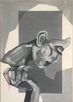 Obraz do salonu artysty Sławomir Danielski pod tytułem Chodź