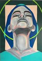 Obraz do salonu artysty Sławomir Danielski pod tytułem Blask