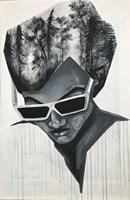 Obraz do salonu artysty Sławomir Danielski pod tytułem Refleksje
