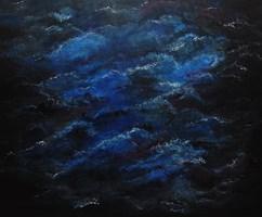 Obraz do salonu artysty Martyna Wójcik pod tytułem Niepokój