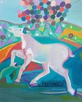 Obraz do salonu artysty Celalettin Kartal pod tytułem I want new planet