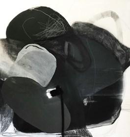 Obraz do salonu artysty Pola Piestrzeniewicz pod tytułem Znajdź mnie