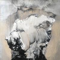 Obraz do salonu artysty Anna Świtalska-Jończyk pod tytułem Srebrzysta materia