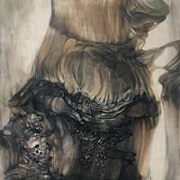 Obraz do salonu artysty Anna Świtalska-Jończyk pod tytułem Upływ czasu